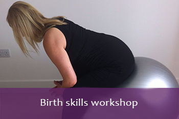 Birth skills workshop