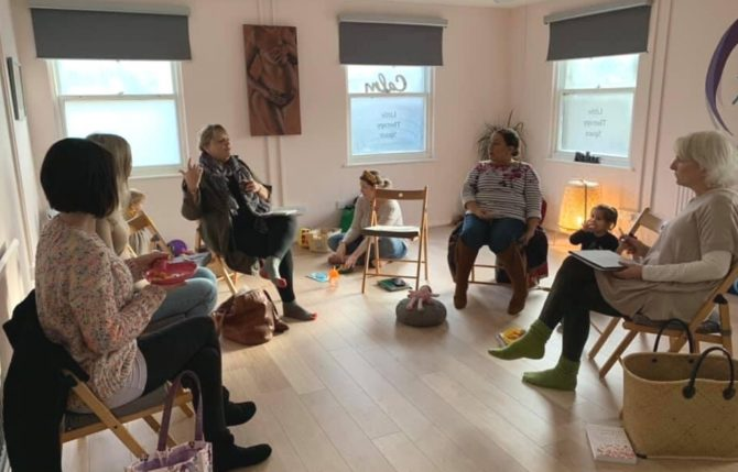 beyond birth support course